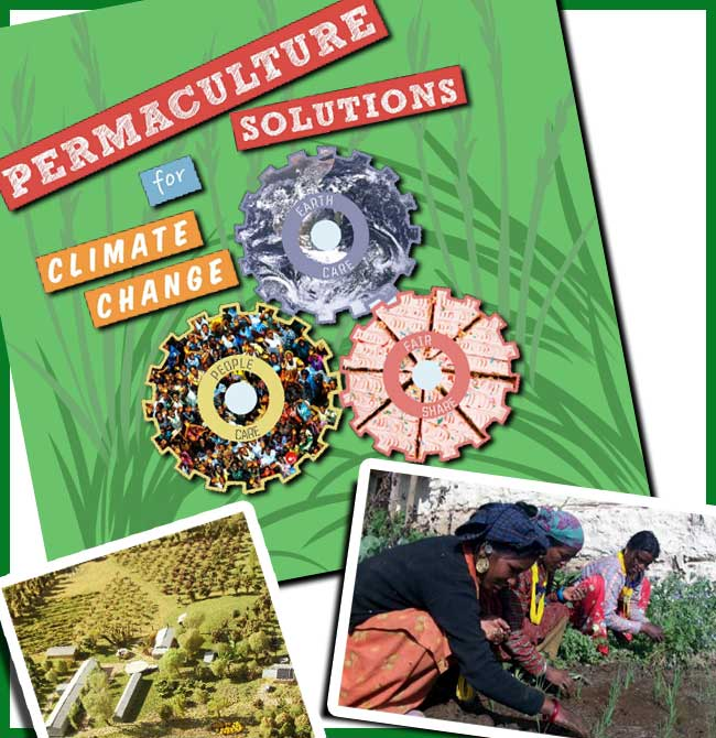 Permaculture solutions for climate Change